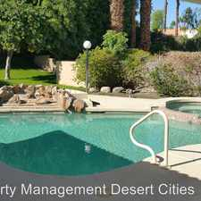 Rental info for 39141 Sweetwater Drive