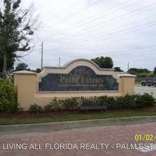 Rental info for 2506 57TH CIRCLE