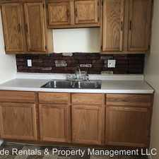 Rental info for 7866 W Palmetto Ave in the Milwaukee area