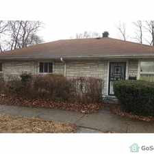 Rental info for Single family home for rent. 3 bedrooms & 1 bath in the South Deering area