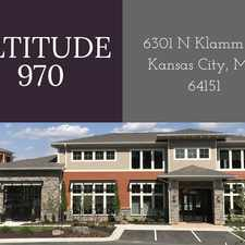 Rental info for Altitude 970
