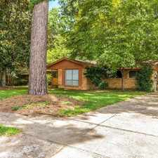 Rental info for 609 Avondale Road in the Montgomery area