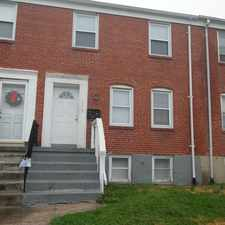 Rental info for 2905 Cornwall Rd. - #1 in the Dundalk area