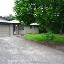 Rental info for 1838 Wilding Place