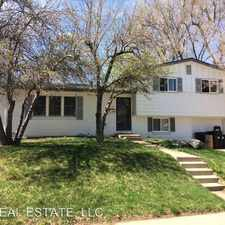 Rental info for 715 S. 46th Street in the Martin Acres area