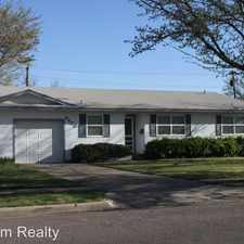 Rental info for 4420 33rd Street in the Lubbock area