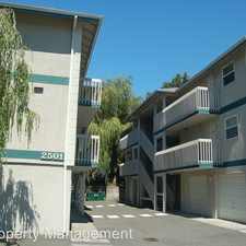 Rental info for 2505 TAYLOR AVE #305