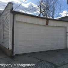 Rental info for 415 Spring St. - Garage in the Reading area