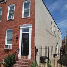 Rental info for 1805 S. Hanover Street - 1 1 in the Riverside area