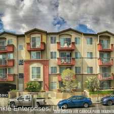 Rental info for 7551 Jordan Ave. 107 in the West Hills area