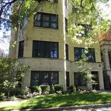 Rental info for Open House Saturday, 2/18 12-2pm Highly Desirable Wicker Park Top Floor 2 Bedroom 1 Bath Condo