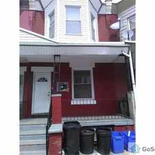 Rental info for Recently Renovated 1br in West Philly !!! in the Philadelphia area
