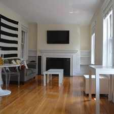 Rental info for Myrtle St & Grove St in the Beacon Hill area