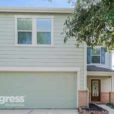 Rental info for 9526 Yearling Branch Drive