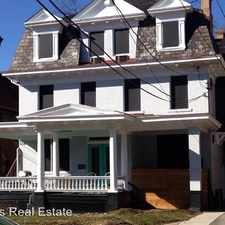 Rental info for 5855 Darlington Road #B2 in the Pittsburgh area