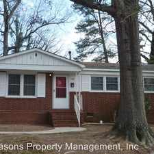 Rental info for 1329 Weststone Drive in the Charlotte area