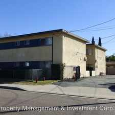 Rental info for 2731 Musgrove Ave. Apt. C in the 91732 area