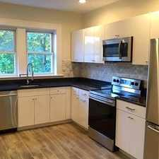 Rental info for Spacious two bedroom luxurious unit with high end finishes. in the Dixwell area