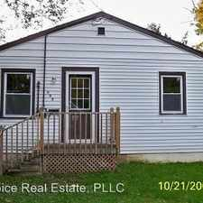 Rental info for 634 S Francis Ave
