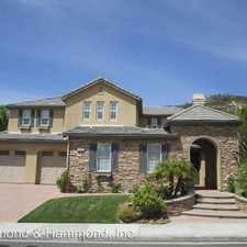 Rental info for 4067 Eagle Flight Dr. in the Simi Valley area