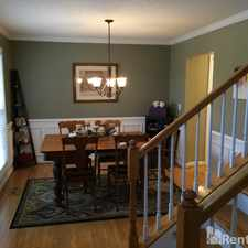 Rental info for Single Family Home with Spacious Backyard