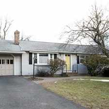 Rental info for Pristine ranch set on quiet residential with attached garage. Parking Available!
