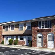 Rental info for Colonial Townhomes - Remodeled 2 Story Townhouse