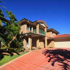 Rental info for Prestigious Estate - 3 Living Areas - Air con - Extensive Family Home.