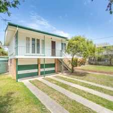Rental info for Great 3 bedroom home with double garage AND rumpus! in the Brisbane area