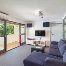 Rental info for STUNNING TWO BEDROOM UNIT IN THE HEART OF TOOWONG + 2 WEEKS FREE RENT in the Toowong area