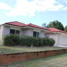 Rental info for Stunning Spacious Four Bedroom Home With Incredible Views. in the Karalee area