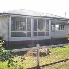 Rental info for Large 2 Bedroom Home in the Toowoomba area