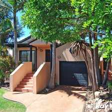 Rental info for Beautifully Presented Family Home in the Flinders area