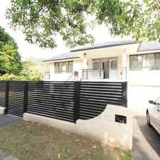 Rental info for Modern & Spacious double storey home
