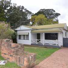 Rental info for 3 BEDROOM FAMILY HOME (NO PETS ALLOWED )