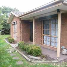 Rental info for Quite location close to Bentons shops $340 per week $1477.00 per calendar month. in the Melbourne area