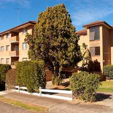 Rental info for OPEN FOR INSPECTION SATURDAY 4TH FEB 1:00pm - 1:15pm