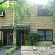 Rental info for SPACIOUS TWO STOREY THREE BEDROOM TOWN HOUSE IN QUIET STREET!! CALL 0422 807 874 in the Ashfield area