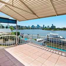 Rental info for Riverfront Unit with Pool in Complex! in the Brisbane area