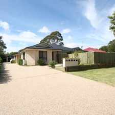 Rental info for MODERN EXECUTIVE TWO BEDROOM UNIT - GET IN QUICK FOR THIS EAST TOOWOOMBA BEAUTY in the East Toowoomba area