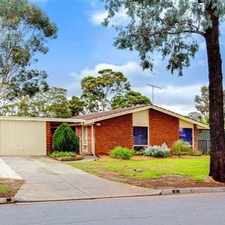 Rental info for The Perfect Country Setting! in the Adelaide area