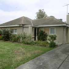 Rental info for Around the corner from lalor train station!