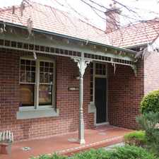 Rental info for Spacious and Ideally Located Family Home in the Homebush area