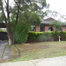 Rental info for UNDER APPLICATION!!! Light & Bright in the Melbourne area