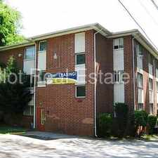 Rental info for 1-Bedroom/1-Bath Apt in West End in the West End area