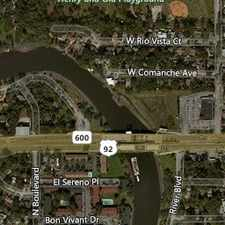 Rental info for Tampa is the Place to be! Come Home Today! in the Wellswood area