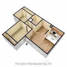 Rental info for Apartment \ 665 sq. ft. - ready to move in.