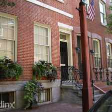 Rental info for 636 Spruce St in the Washington Square West area