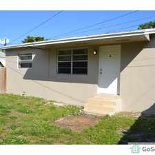 Rental info for newly remodeled one bedroom apartment in hollywood in the Hollywood area