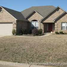 Rental info for 217 Jackson Park Cove in the Cabot area